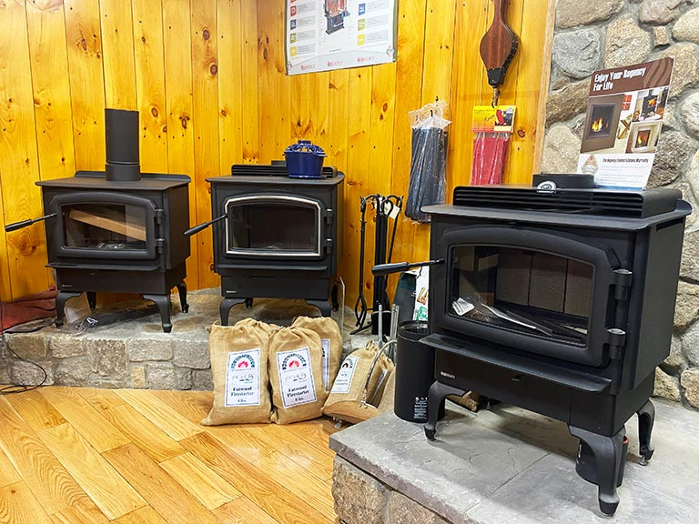 Maine Pellet Stove Cleaning Pellet Stove Services